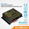 70W CE RoHS Soncap Sabs hochwertige Solar LED-Straßenlaterne