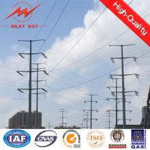 345kv Pole Utility pour la ligne de transmission de puissance