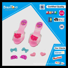 Lovely baby shoe wholesale toy ornament