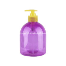 Pet Plastic Hand-Washing Pressure Lotion Pump Bottle Made in China