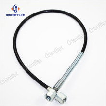 Weather resistant medical PU high pressure testing hose