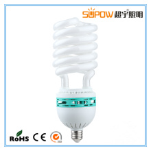 70W 75W Half Spiral Energy Saving Lamp Compact Light CFL ESL