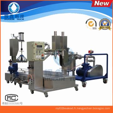 Liquide automatique Machine de remplissage pour bouteilles ou canettes