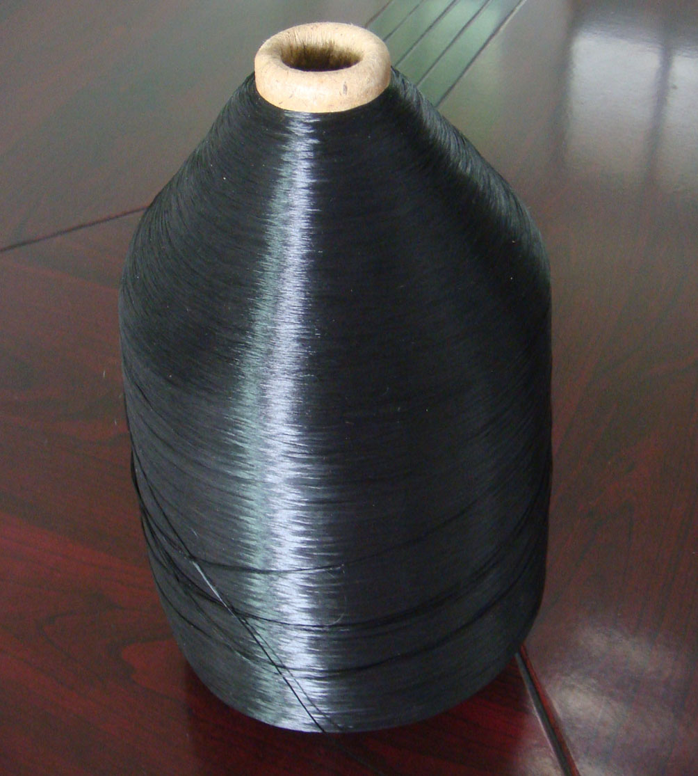 black PP Yarn--900D - Pyramid packing