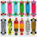 Skate plástico com venda quente (YVP-2206-4)