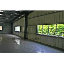 Bâtiment d'usine et d'atelier en acier préfabriqué en métal préfabriqué