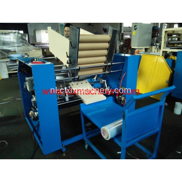 PE Cling Film Rewinder Machine