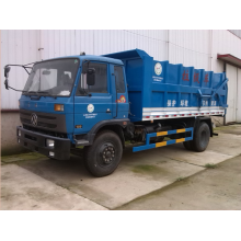 12Ton tipper waste collect truck