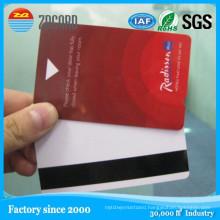Standard Cr80 PVC Access Control Smart RFID Key Card