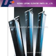 Carriles de guía elevadores de alta calidad