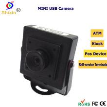 0.3MP 2.8mm mini cámara del USB de Digitaces para el quiosco de la atmósfera (SX-608)