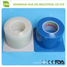 Blue Disposable dental Plastic Blue Barrier Film