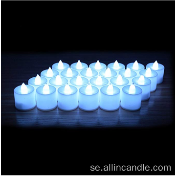 colors changing led candle for decoration