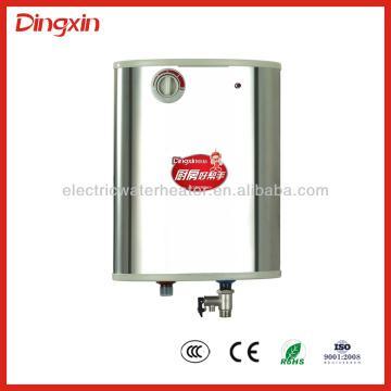 sala de cozinha pequenos aquecedores de água elétricos 6 litros