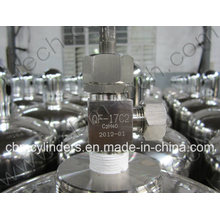 Medical Welded Ss Cylinders with C2h4o Valves
