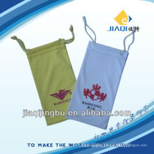 mobile pouch with logo 80%polyester&20%nylon