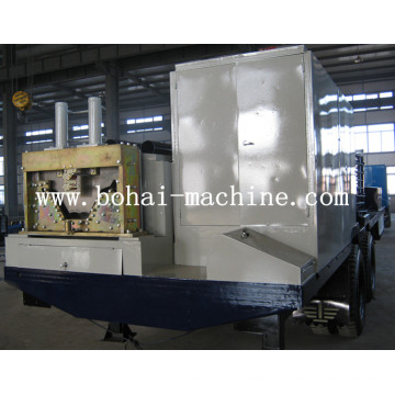 Curve Roof Forming Machine (BH240)