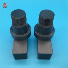 pièces en céramique de commande numérique par ordinateur de nitrure de silicium de frittage de pression chaude