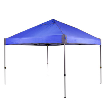 carpa plegable para ferias con paredes laterales