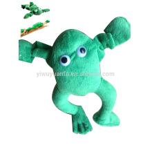 Летающие лягушки, плюшевые Рогатка летающий зверь с криком