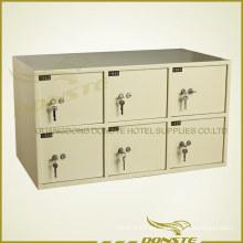 6 Puertas Caja fuerte