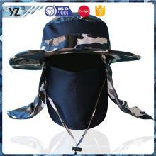 Fábrica de fornecimento originalidade têxtil pesca chapéu preço razoável