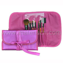 Wholesales Affordable Price 7PCS Makeup Brush with Fabric Bag