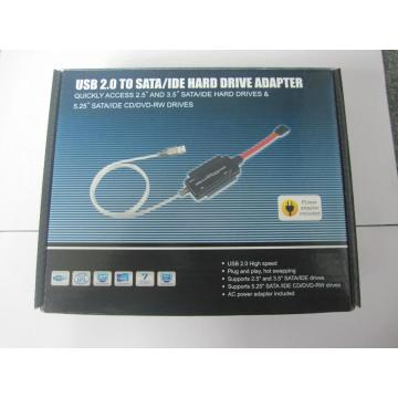 USB 2.0 to SATA IDE Converter Cable