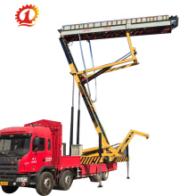 Hydraulic Suspended Lifting Platform for Tile Making Machine