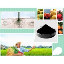 Organic Soy Meal, Corn Meal and Wheat Bran NPK Bio Fertilizer