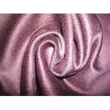 Lustre en cachemire émaillé Fermer le tissu de laine de visage
