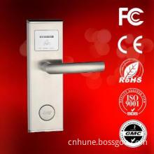 smart door rf card locks for hotel