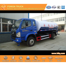 Foton 4x2  Water Transport Truck