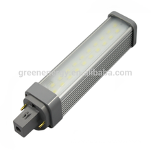 750-850lm hot selling the led light G24 led bulb e27 PLC Lamp CE approved 10w led spotlight 100-240V 120 degree