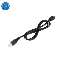 Подложку пользовательские 6-контактный кабель питания переменного тока