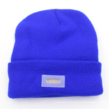 Unisexe Simple Color Mode LED Cute Knitted Hat