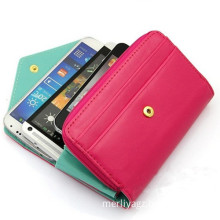 Multifunctional Envelope Wallet Purse Case for Cell Phones