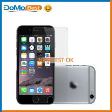 Protector de pantalla de vidrio templado precio mayorista para el iphone 6