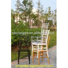 Chiavari chaise résine de mariage
