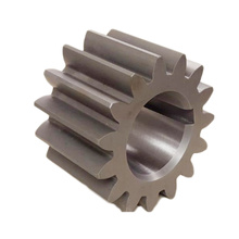 Precision Custom Steel Straight Spur Pinion Gears