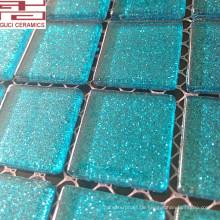 Neue Entwürfe Kristallglasmosaikfliese und hohe qulity Badezimmerfliese