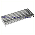 Bolted Fixing Stair Tread Steel Grating
