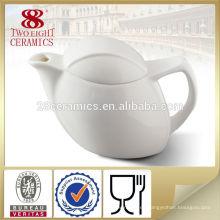 Vajilla de té comercial de porcelana europea
