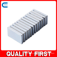 Made in China Manufacturer & Factory $ Supplier High Quality Zinc Ndfeb Magnet