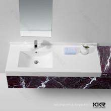 KKR double washplane basin marble washbasin industry wash basin