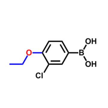 3-Chloro-4-ethoxyphenylboronic acid CAS 279261-81-3
