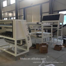 Salzverarbeitungsmaschinen CCD Gürtel Farbsortiermaschine für Salz / Salz Farbsortierer