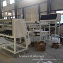 Machine de traitement des sels CCD Machine de tri des couleurs de la ceinture pour le sel / sel
