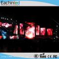 Affichage visuel ultra-léger de rideau en arrière-plan de HD d'étape de P8.9 / P6.9 LED