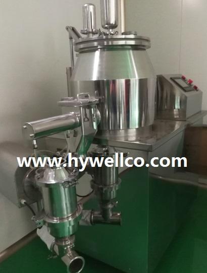medicine granule machine